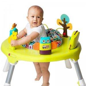 بونسر و میز بازی و نقاشی چندکاره oribel 30390001