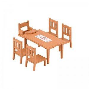 ست میز ناهارخوری sylvanian families 4506