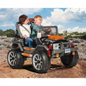 ماشین شارژی peg perego مدل ED0075 Gaucho Rock'in