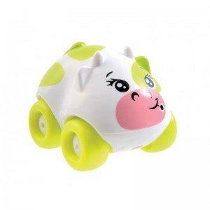 ماشین کوچک گاو سفید smoby 211349