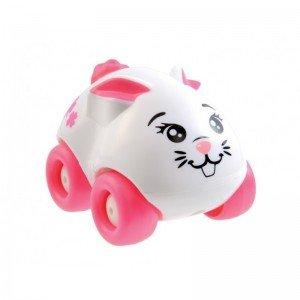 ماشین کوچک خرگوش سفید smoby 211349