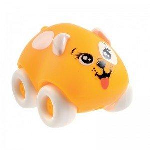 ماشین کوچک سگ زرد smoby 211349