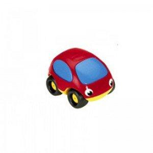 ماشین کوچک ضد ضربه و نشکن قرمز زرد smoby 750003
