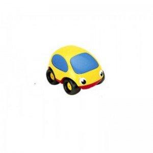 ماشین کوچک ضد ضربه و نشکن زرد قرمز smoby 750003