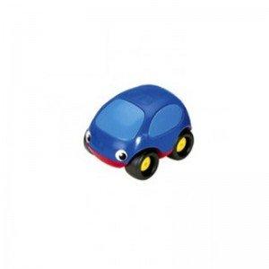 ماشین کوچک ضد ضربه و نشکن آبی قرمز smoby 750003