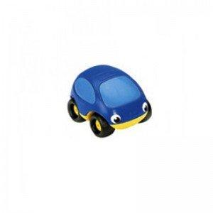 ماشین کوچک ضد ضربه و نشکن آبی زرد smoby 750003