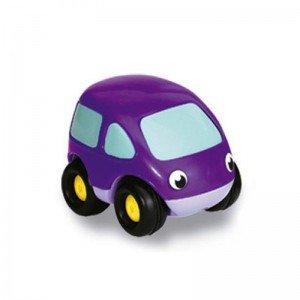 ماشین کششی کوچک و ضد ضربه بنفش smoby 750030