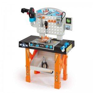 میز ابزار پسرانه با لوازم smoby 500255