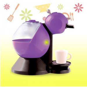 قهوه جوش بنفش smoby 24569
