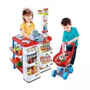 سوپر مارکت و سبد خرید کودک 66801