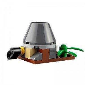 لگو  مدل Volcano Starter Set legoکد 60120