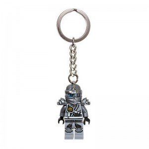 جا کلیدی لگو keychain titanium ninja zane lego 851352