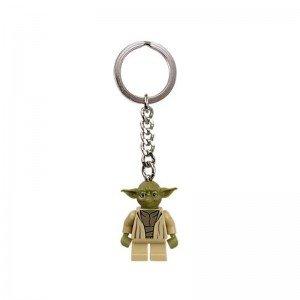 جا کلیدی  لگو Key Chain yoda lego 853449