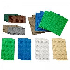 صفحه لگو سری education مدل small building plates 9388
