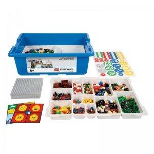 لگو آموزشی قصه گویی 1147 قطعه  Lego education 45100 Story Starter Core Set