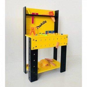 میز ابزار کودک  چوبی کد ga-604