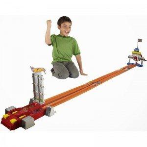 بازی و سرگرمی با ریسینگ ماشین hot wheels CBY76