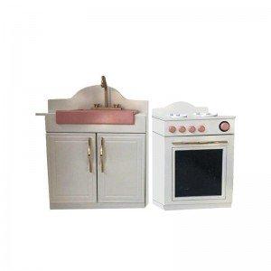 آشپزخانه چوبی 2 تکه Er-114