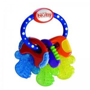 دندانگیر خنک کننده دسته کلید nuby 455