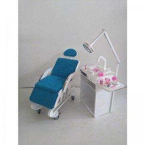 یونیت دندانپزشکی با ابزار