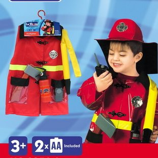لباس مشاغل - آتش نشان با وسایل بازیpic-9069