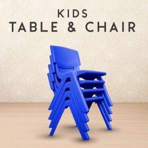 صندلی های رنگی کودک