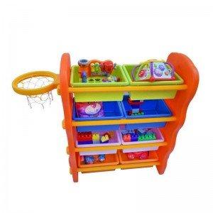 قفسه اسباب بازی کودک 8 باکسی