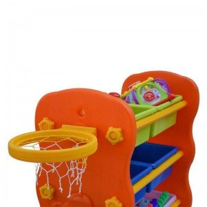 قفسه نظم دهنده اسباب بازی کودک