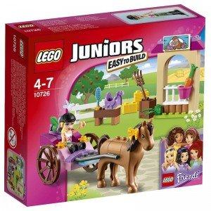 لگو دخترانه فرند Carriage lego friend 10726