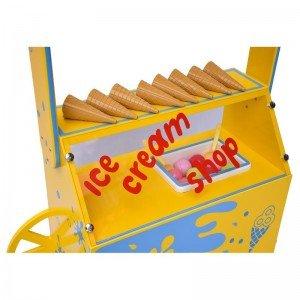 خرید اینترنتی استند بستنی فروشی کودک