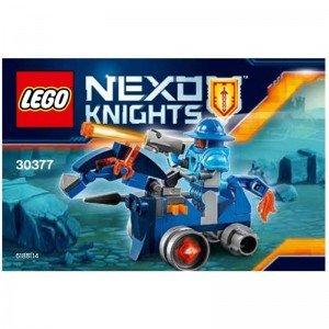 لگو نکسونایت polybag nexo knight lego 30377
