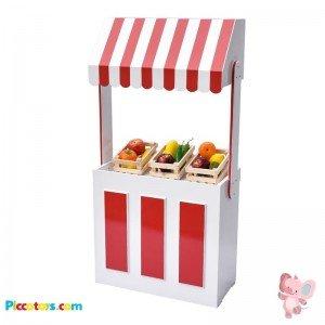 استند و غرفه میوه فروشی با سبد میوه sm 204