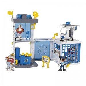 ایستگاه پلیس میکی موس imc toys مدل 182356