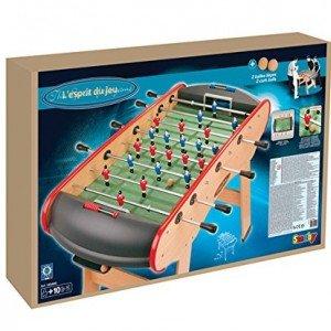 فروش فوتبال دستی چوبی بزرگ smoby مدل 145400