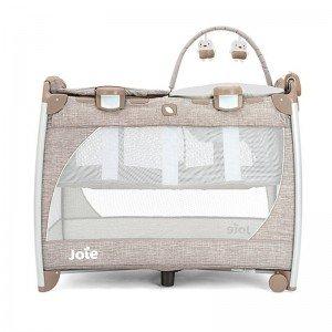 تخت و پارک فول با گهواره ویبره دار Joie