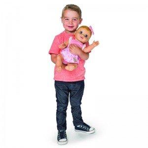 عروسک سخنگوی luvabella مو بلوند