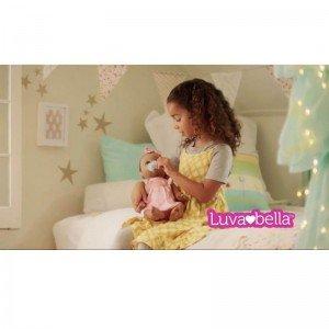 عروسک سخنگوی لاوا بلا مو بلوند