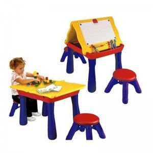 میز نقاشی و تحریر دو حالته crayola 5018