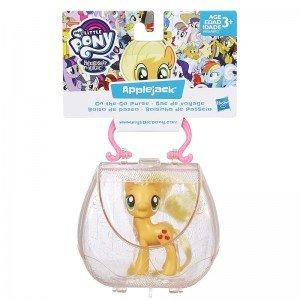 عروسک اسب پونی با کیف