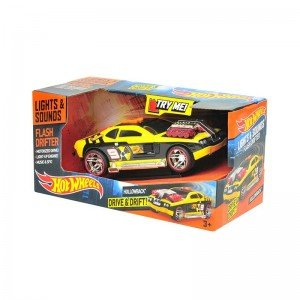 ماشین مسابقه toy state مدل Hot Wheels Flash Drifter 90502