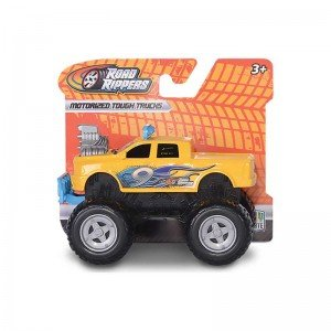ماشین بازی toy state مدل Motorized Tough Trucks 42117