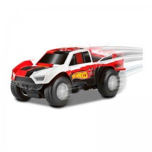 ماشین مسابقه toy state مدل Hot Wheels Flash Drifter 90501