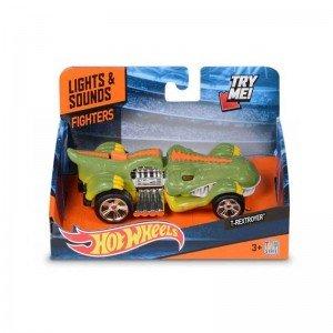 ماشین بازی تمساح toy state مدل Fighters tm 90572