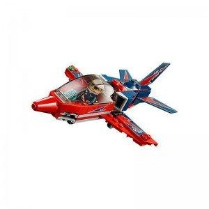 لگو جت قرمز مدل Lego airshow jet 60177 بهترین هدیه برای کودکان