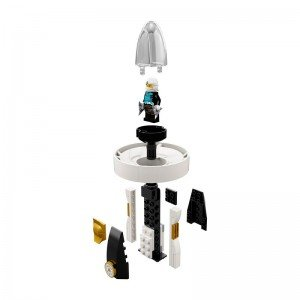 جزییات لگو نینجاگو زین مدل LEGO Ninjago Zane