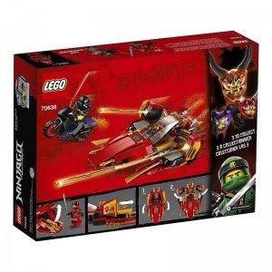 بسته بدی لگو نینجاگو کاتانا مدل LEGO NINJAGO Katana V11 70638