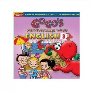GOGOS Adventures with English