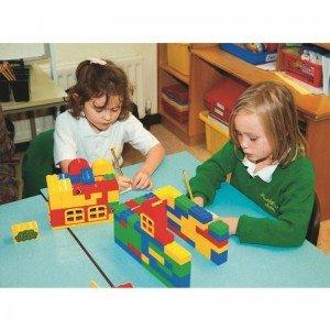 لگو 223 قطعه ست شهر DUPLO Town Set lego 9230 بهترین ابزار برای آموزش