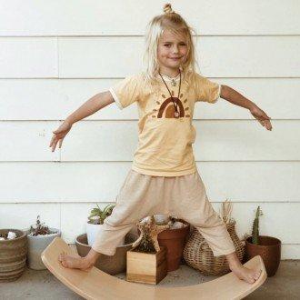 قیمت تخته چوبی تعادلی کودک