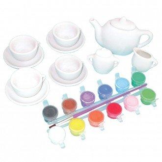 کاردستی چای خوری سرامیکی 1402A